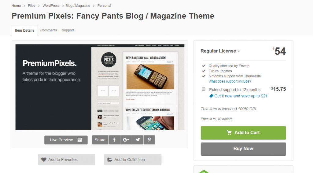 blogger themes magazine 2017